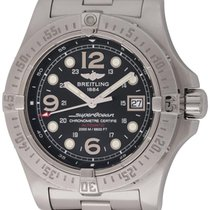 Breitling : SuperOcean SteelFish :  A1739010/B772 :  Stainless...