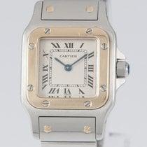 Cartier Santos de Cartier Galbée Quartz W20012C4