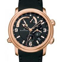 Blancpain Léman Réveil GMT 2841-36B30-64B 2020 new
