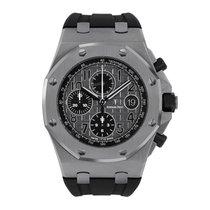 Audemars Piguet AP Royal Oak Offshore Slate Grey Dial Watch