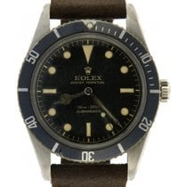 Rolex 6536/1 Stahl Submariner (No Date) 37mm