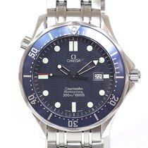 Omega Men's Watch Seamaster 300 Pro Divers 2541 - 80 Blue Dial