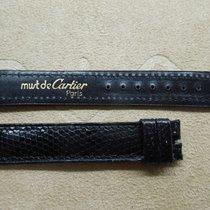 Cartier Cuero negro