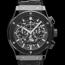 Hublot Classic Fusion Aerofusion new Automatic Watch with original box and original papers 525.CM.0170.LR