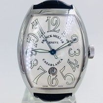 Franck Muller 44mm Automatic 2019 new Casablanca White