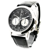 A. Lange & Söhne Double Split 43mm Black United States of America, California, Beverly Hills