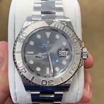 Rolex Yacht-Master 116622 Dark Rhodium Dial