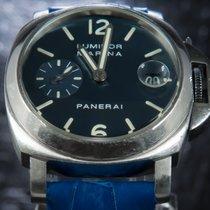 Panerai tweedehands Automatisch 40mm Blauw Saffierglas