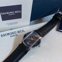 Raymond Weil Othello Acero 25mm Azul Romanos
