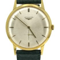 Longines Remontage manuel occasion Champagne