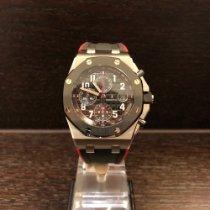 Audemars Piguet Royal Oak Offshore Chronograph nieuw 2019 Automatisch Chronograaf Horloge met originele doos en originele papieren 26470SO.OO.A002CA.01