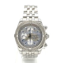 Breitling Chronomat Evolution new 2008 Automatic Chronograph Watch with original box and original papers A13356