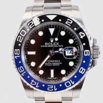 Rolex 116710BLNR Stål GMT-Master II 40mm