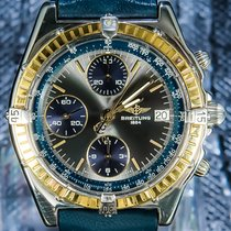 Breitling Gold/Steel 40mm Automatic B5359 pre-owned