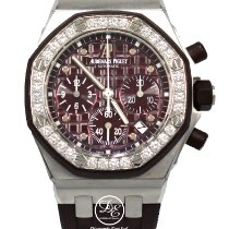 Audemars Piguet Royal Oak Offshore Lady Steel 37mm Purple United States of America, Florida, Boca Raton
