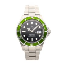 Rolex 16610LV Steel 2000 Submariner Date 40mm pre-owned United States of America, Pennsylvania, Bala Cynwyd