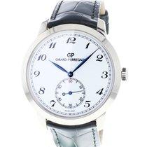 Girard Perregaux nouveau Remontage automatique 40mm Or blanc