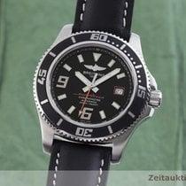 Breitling Superocean 44 Steel 44mm Black