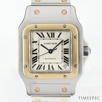 Cartier Santos Galbée 2823 подержанные