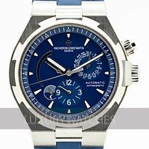Vacheron Constantin 47450/000A-9039 Steel Overseas Dual Time 42.5mm