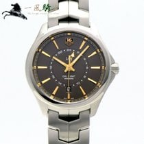 TAG Heuer Link Calibre 7 Steel 42mm Grey United States of America, California, Los Angeles