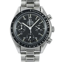 Omega Speedmaster Reduced Steel 39mm Black United States of America, Pennsylvania, Southampton