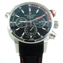 Maurice Lacroix Pontos S PT6018-SS001-330-1 Ny Stål 43mm Automatisk