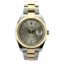 Rolex Gold/Steel 41mm Automatic 41 126333 new
