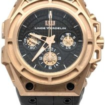 Linde Werdelin Rose gold 44mm Automatic SPS.G.RG.A pre-owned United States of America, Florida, Naples