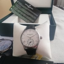 Frederique Constant Horological Smartwatch Acciaio 42mm Argento Romano Italia, VE