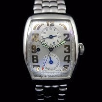 Dubey & Schaldenbrand Steel 33mm Automatic pre-owned United States of America, Connecticut, Greenwich