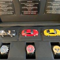 Porsche Design Dashboard Titan Schwarz