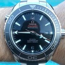 Omega Seamaster Planet Ocean 232.30.46.21.01.001 Ottimo Acciaio Automatico