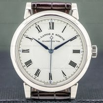A. Lange & Söhne White gold 40.5mm Manual winding 232.026 pre-owned