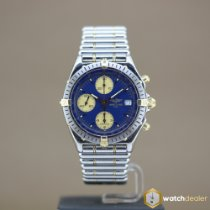 Breitling Chronomat B13048 Very good Gold/Steel Automatic