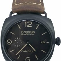 Panerai Radiomir Black Seal 3 Days Automatic Ceramic 45mm Black No numerals United States of America, Florida, Naples