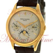 Patek Philippe 3940J Yellow gold Perpetual Calendar 36mm pre-owned United States of America, New York, New York