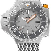 Omega Seamaster PloProf Titanium 50mm Grey United States of America, New York, Airmont