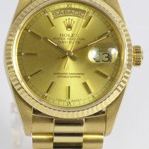 Rolex Day-Date 36 Or jaune