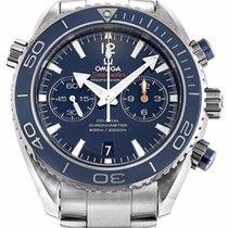 Omega 232.90.46.51.03.001 Seamaster Planet Ocean Chrono Men...