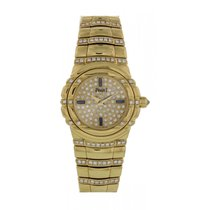 Piaget Dancer 18k Yellow Gold & Diamonds 16032 M4 02 D