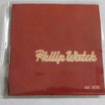 Philip Watch vintage warranty booklet stamp dealer ref.2934...