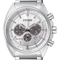 Citizen CA4280-53A CITIZEN CRONO 4280 Eco Drive 43mm Acciao new