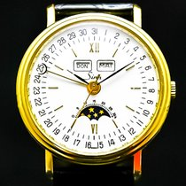 Sinn Automatic Triple Date Moonphase Gold PL - Day Date Month