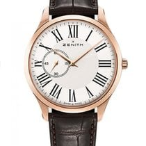 Zenith 18.2010.681/11.C498 Rose gold 2020 Elite Ultra Thin 40mm new