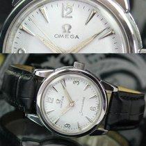 Omega Seamaster Manual Winding Unisex Steel C. 1956 Vintage Watch