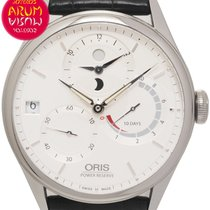 Oris Artelier Calibre 112 Steel 43mm Silver