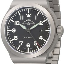 Zeno-Watch Basel 6454N-a1M new