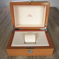 Omega Wood Watch box - FREE SHIPPING WORLDWIDE