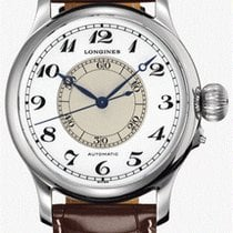 Longines Heritage neu 2021 Automatik Uhr mit Original-Box und Original-Papieren L27134130